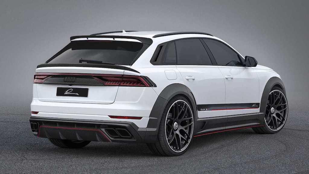 Audi Q8 CLR 8S by Lumma (4)