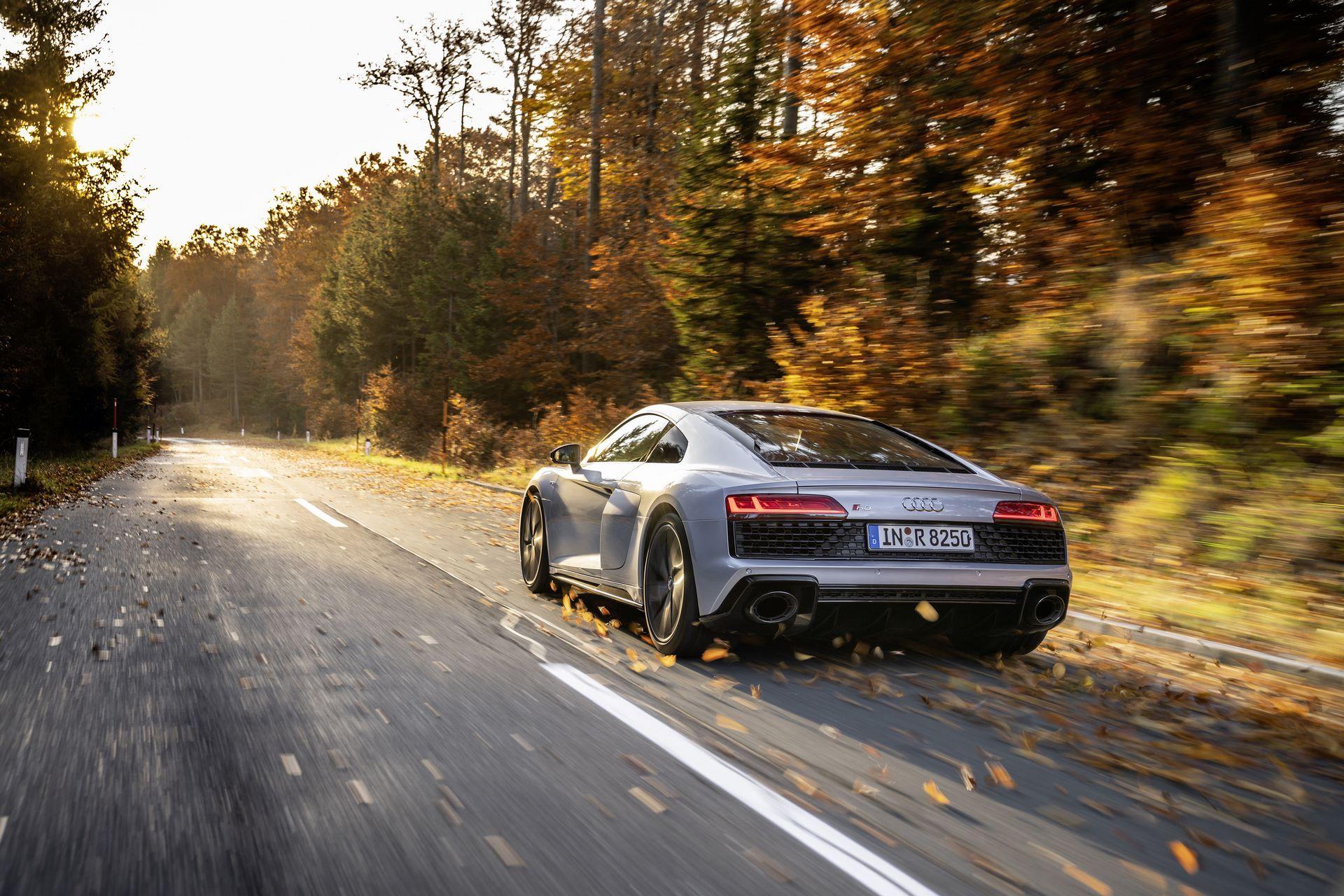 Audi R8 V10 RWD Coupé