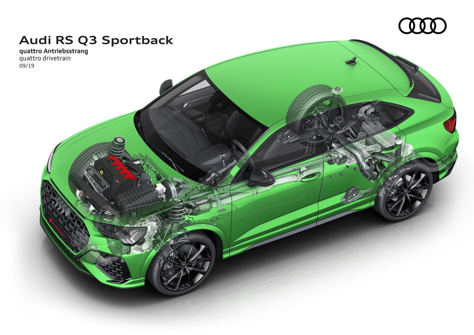 Audi RS Q3 SB