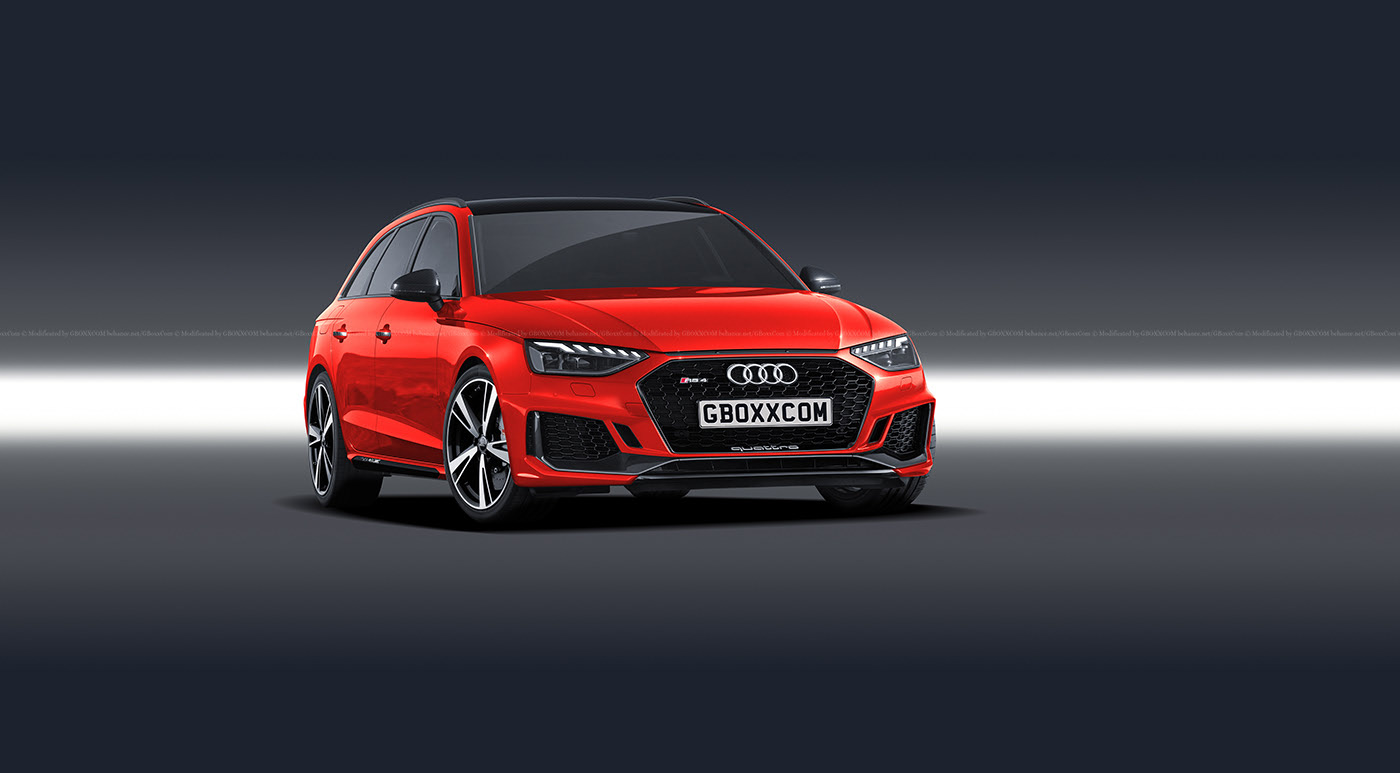 Audi-RS4-facelift-Renderings-1