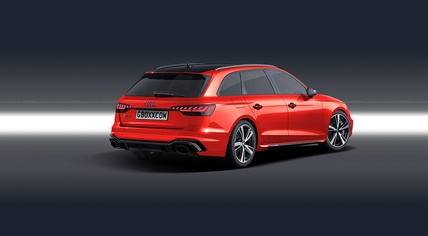 Audi-RS4-facelift-Renderings-2