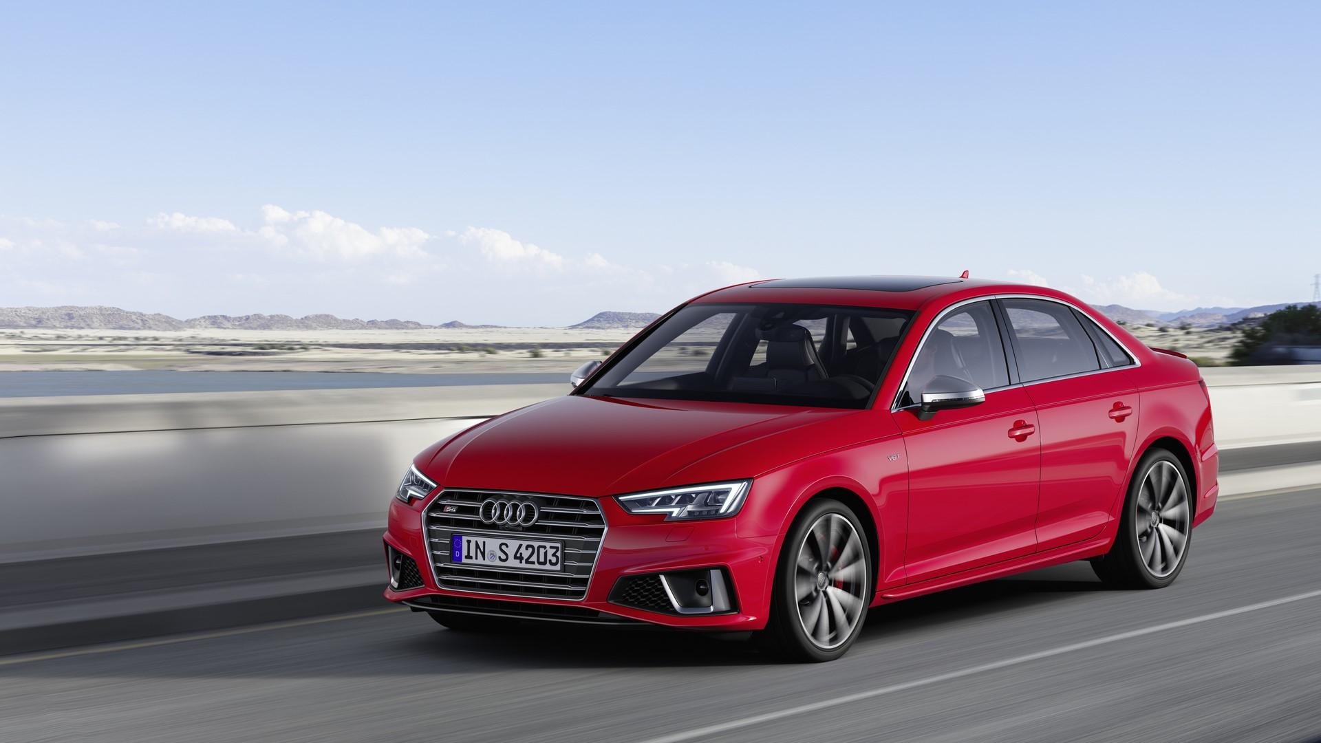 Audi S4 Sedan TDI