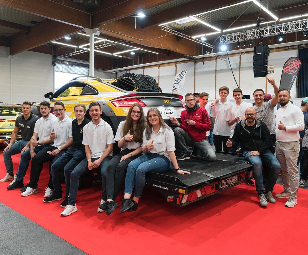 Fiat 500X Crossover >> Audi TT Safari στο Worthersee - Autoblog.gr