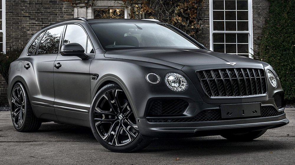 Bentley Bentayga by Kahn Design (1)