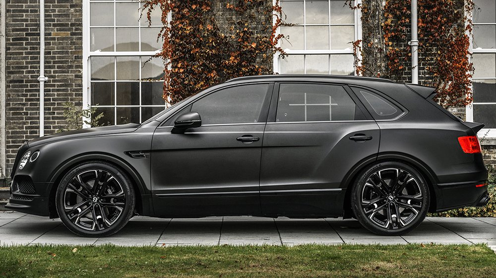Bentley Bentayga by Kahn Design (3)