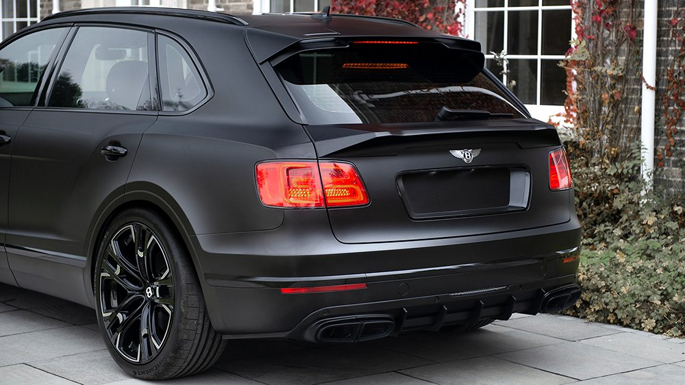 Bentley Bentayga by Kahn Design (4)