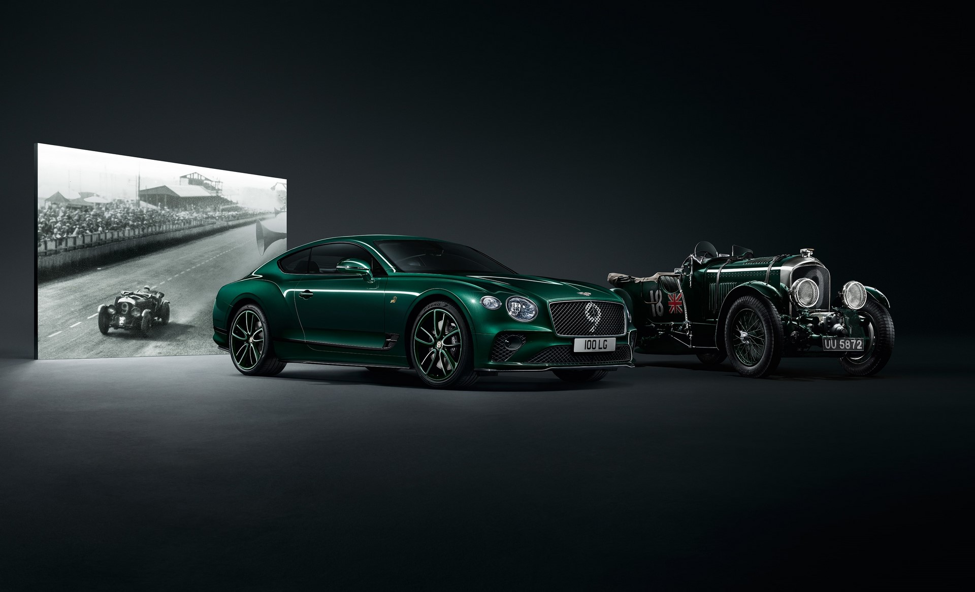 Bentley Continental GT Number 9 Edition (1)