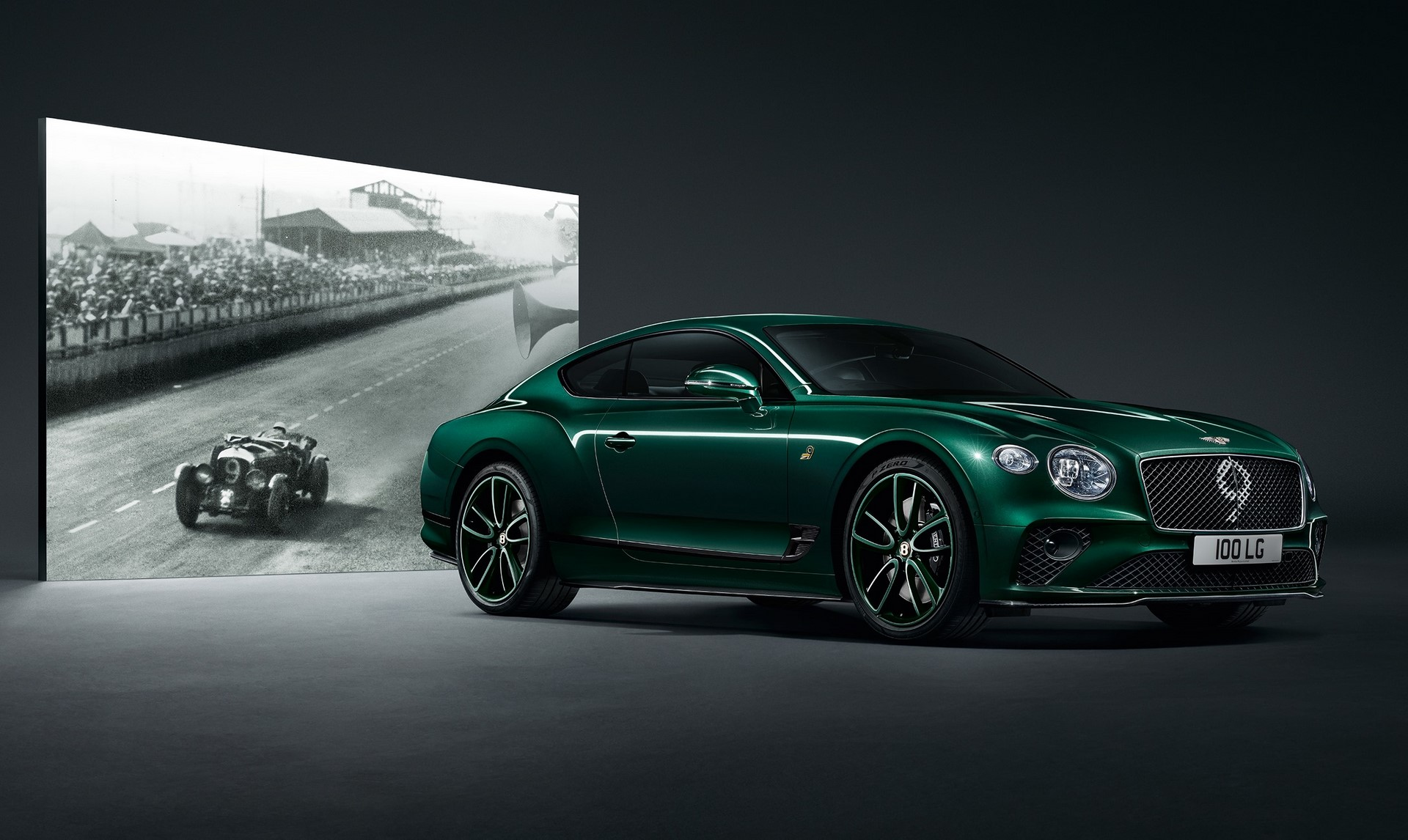 Bentley Continental GT Number 9 Edition (3)