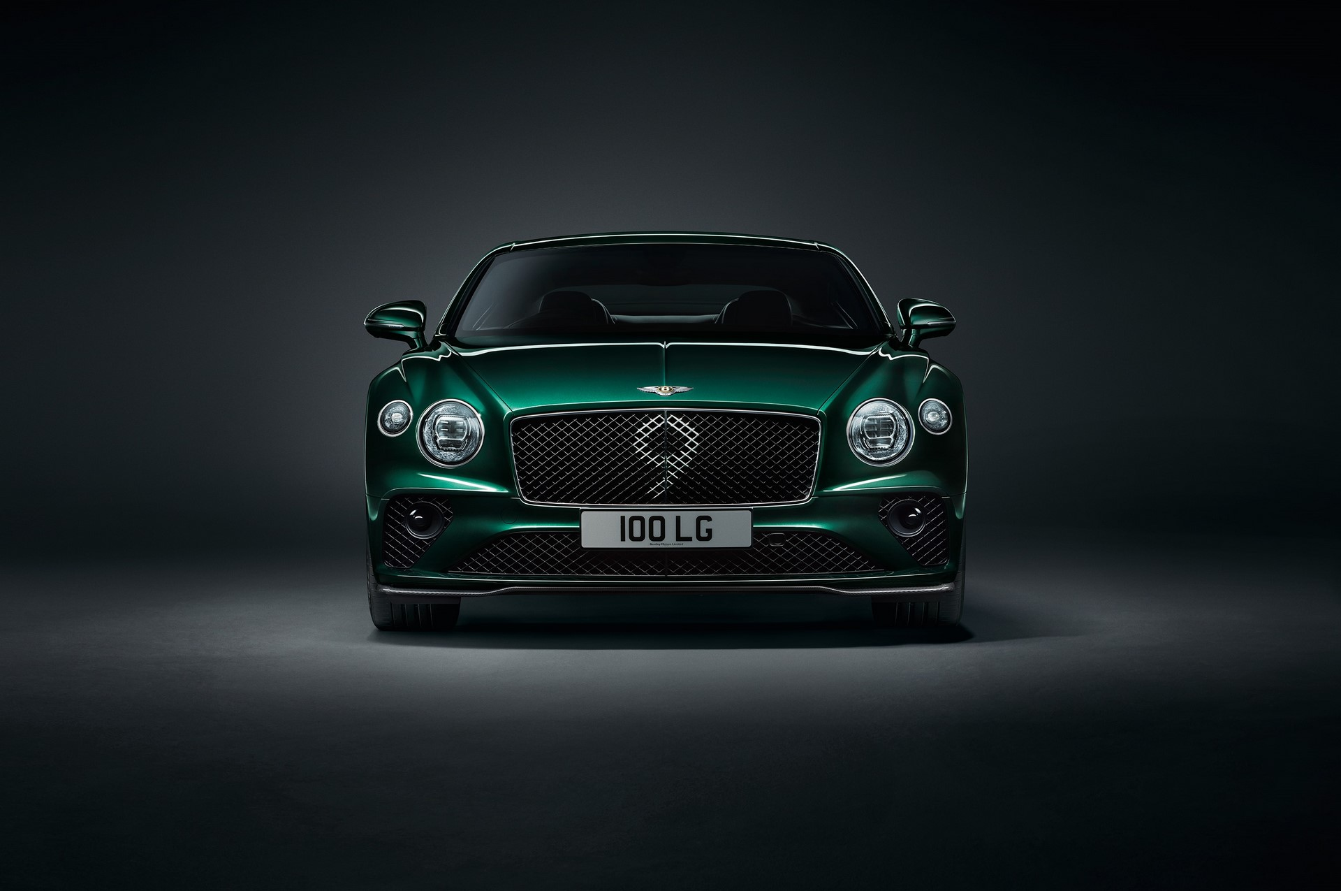 Bentley Continental GT Number 9 Edition (5)