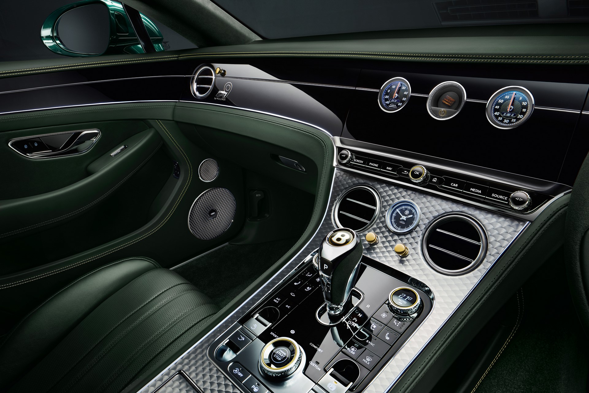 Bentley Continental GT Number 9 Edition (6)