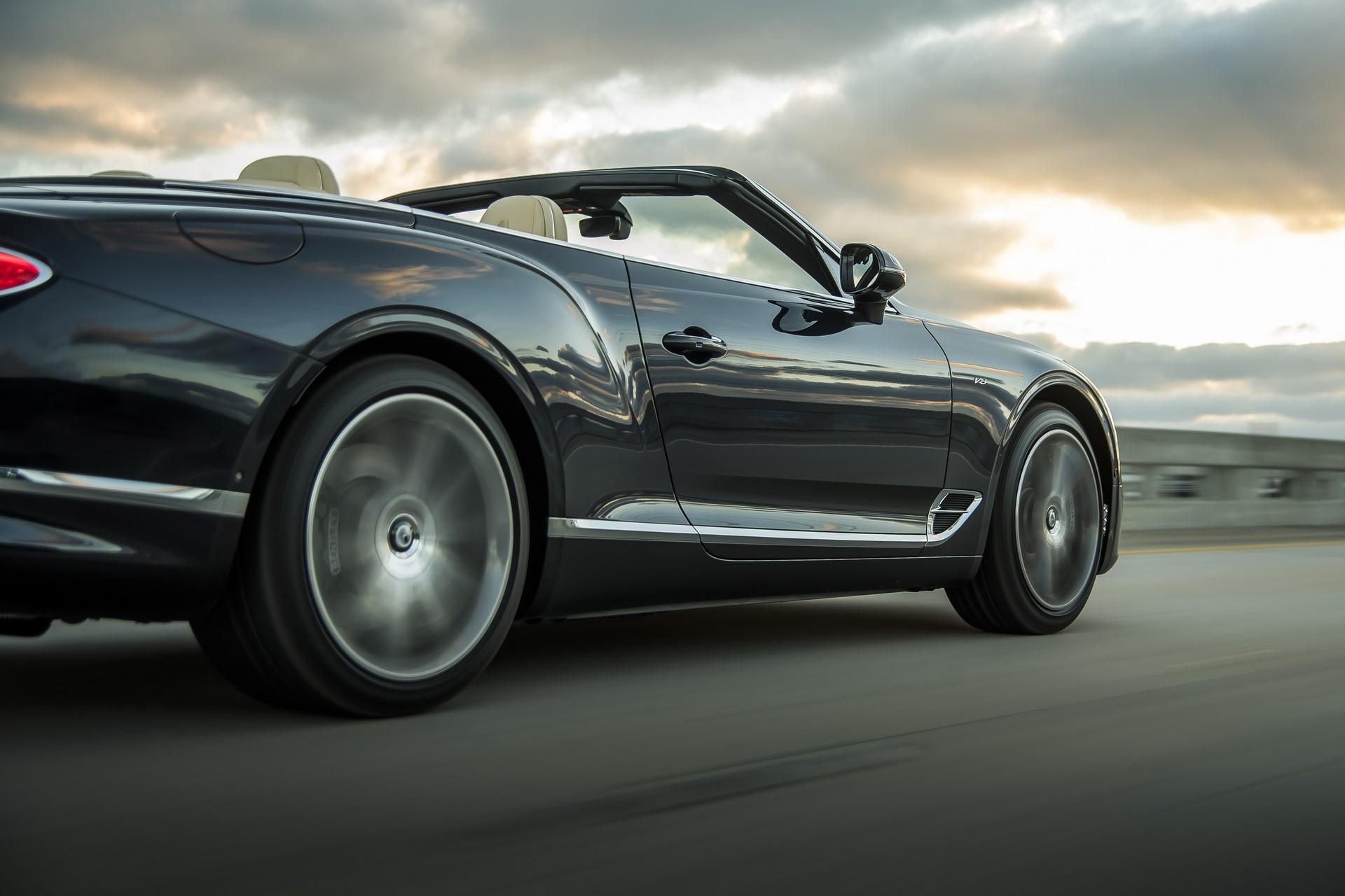 Bentley Continental GT V8 (10)