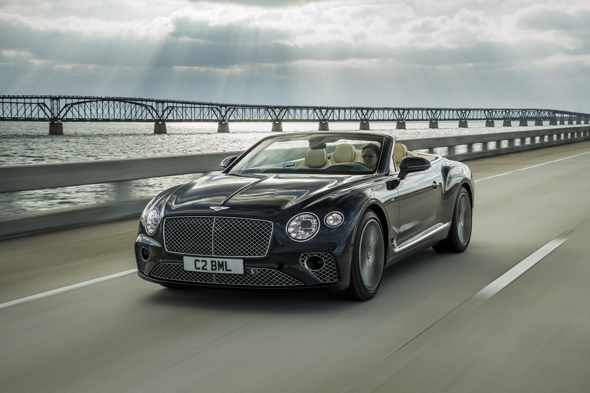 Bentley Continental GT V8 (2)