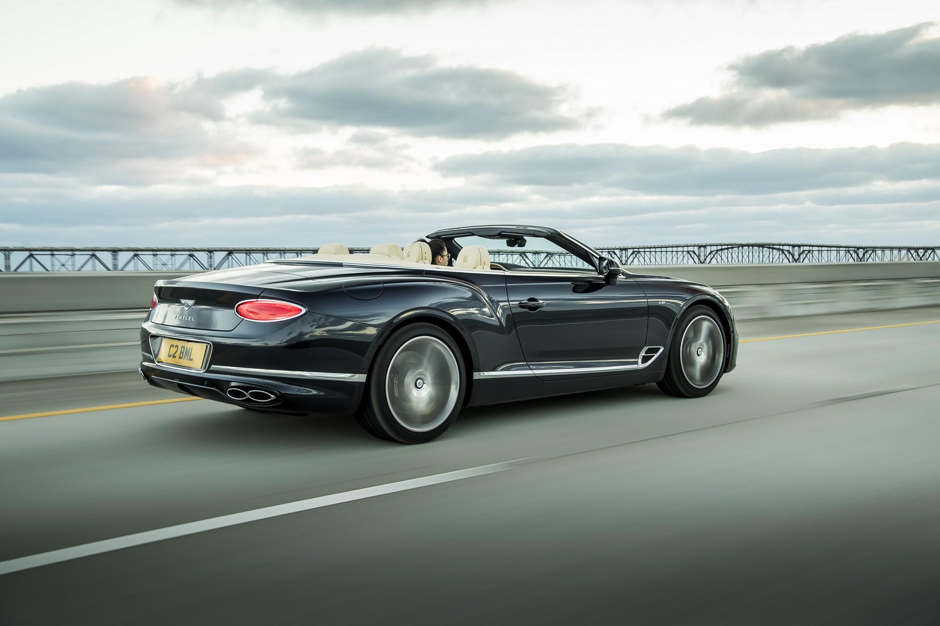 Bentley Continental GT V8 (9)