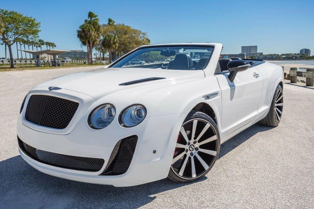 Bentley Continental GTC replica (1)