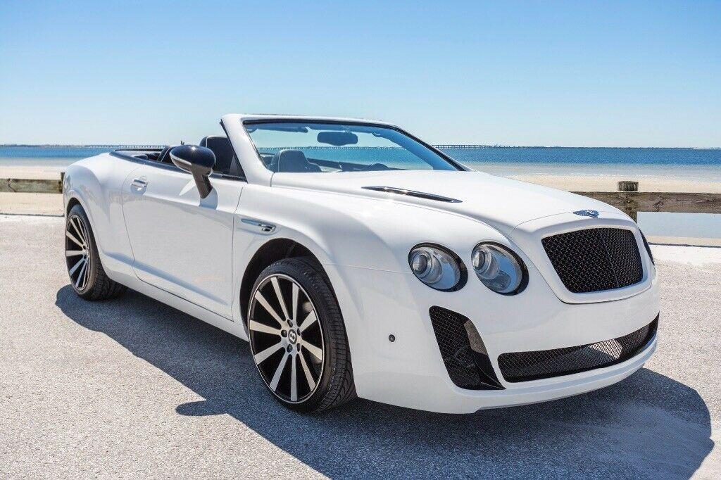 Bentley Continental GTC replica (10)