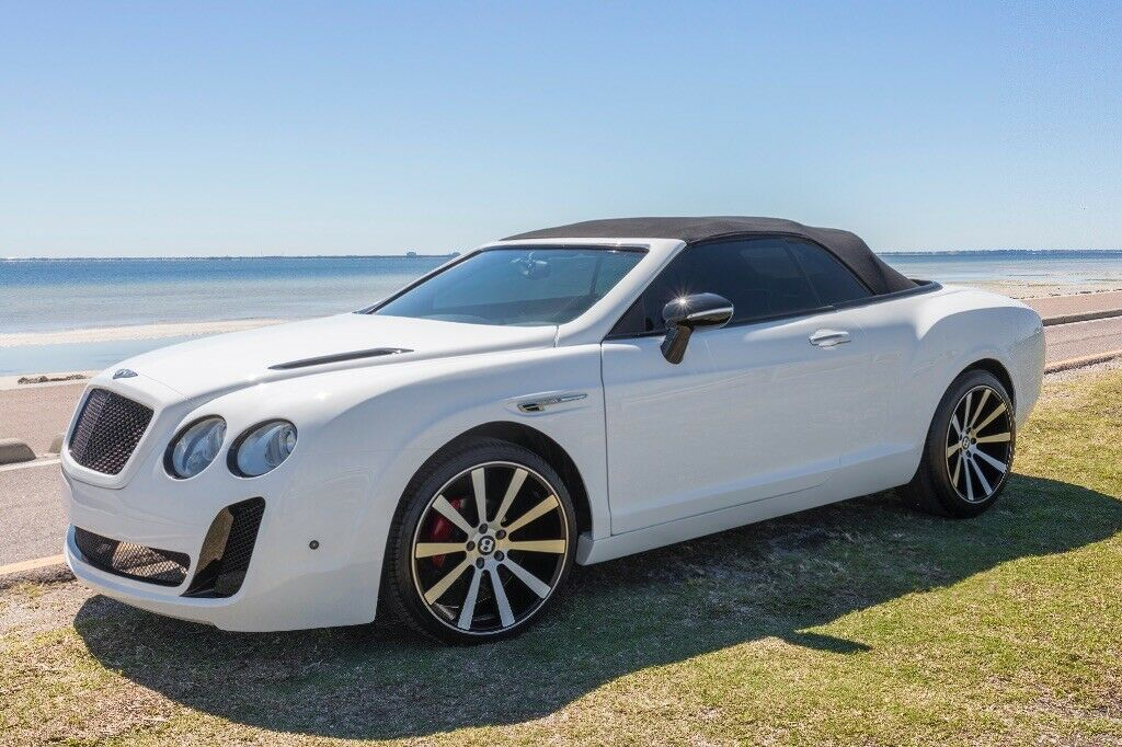 Bentley Continental GTC replica (13)