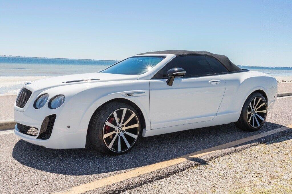Bentley Continental GTC replica (15)