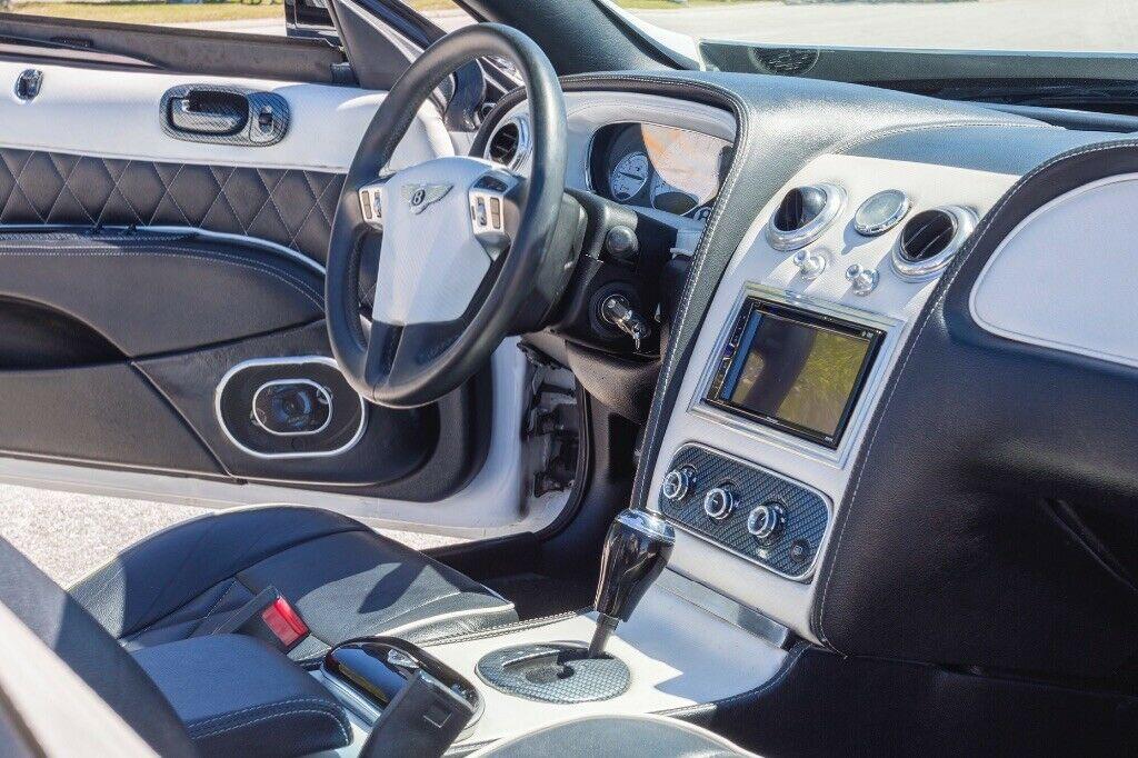 Bentley Continental GTC replica (4)