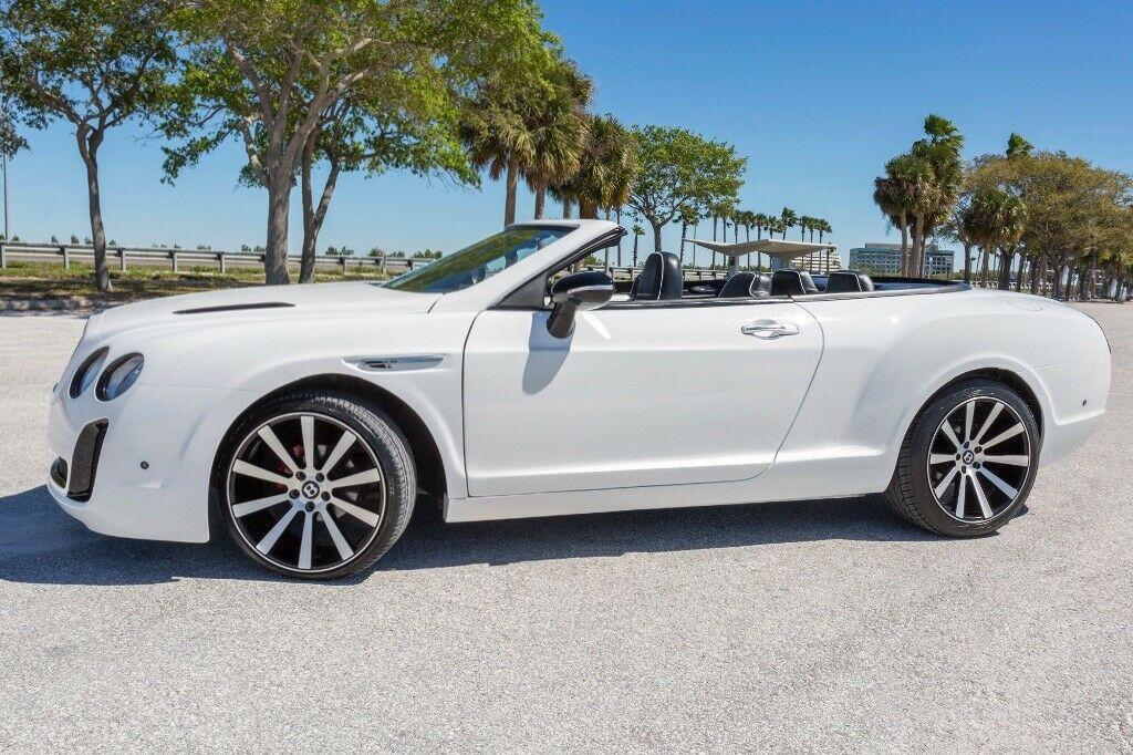 Bentley Continental GTC replica (8)