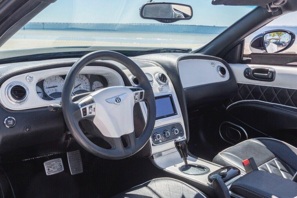 Bentley Continental GTC replica (9)