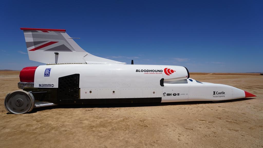 Bloodhound-LSR-5