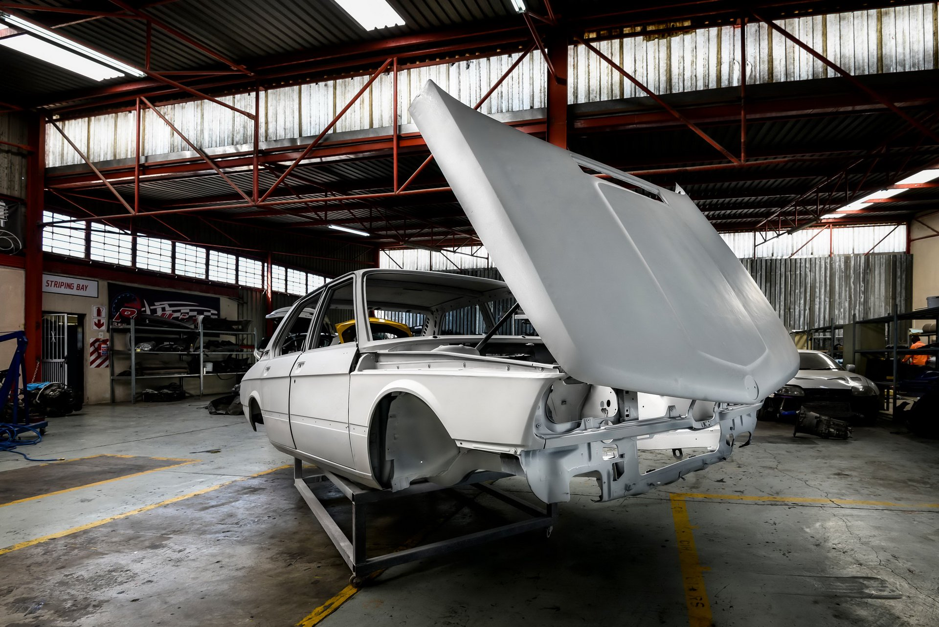 BMW-530-MLE-Restoration-process-2