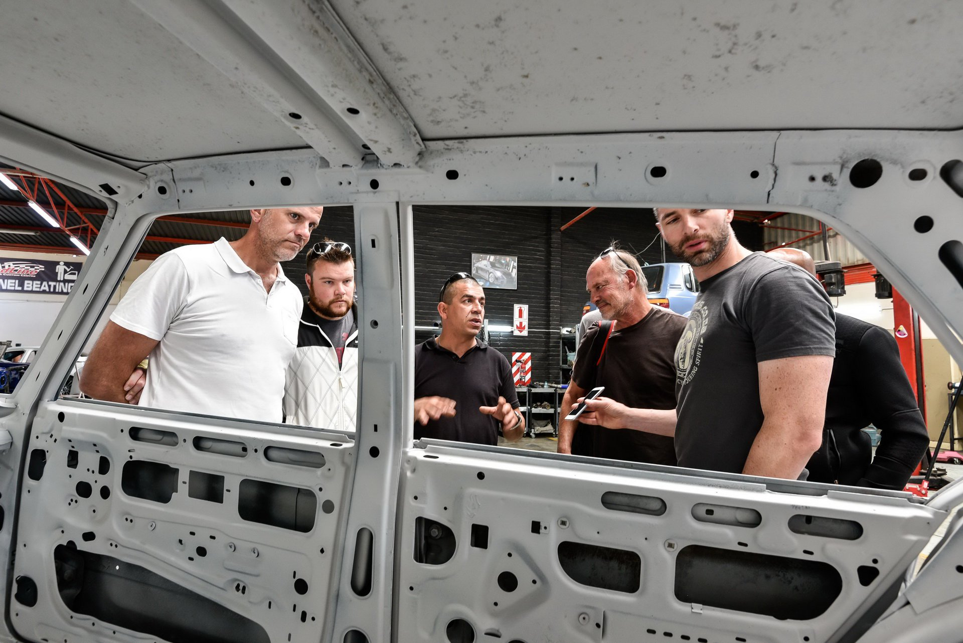BMW-530-MLE-Restoration-process-88