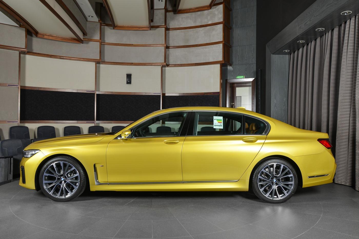BMW-7-Series-730Li-M-Sport-Package-in-Austin-Yellow-4
