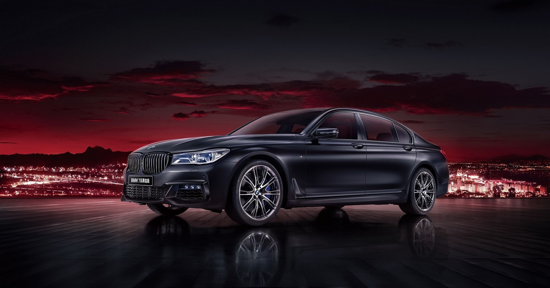 BMW 7-Series Black Fire Edition (1)
