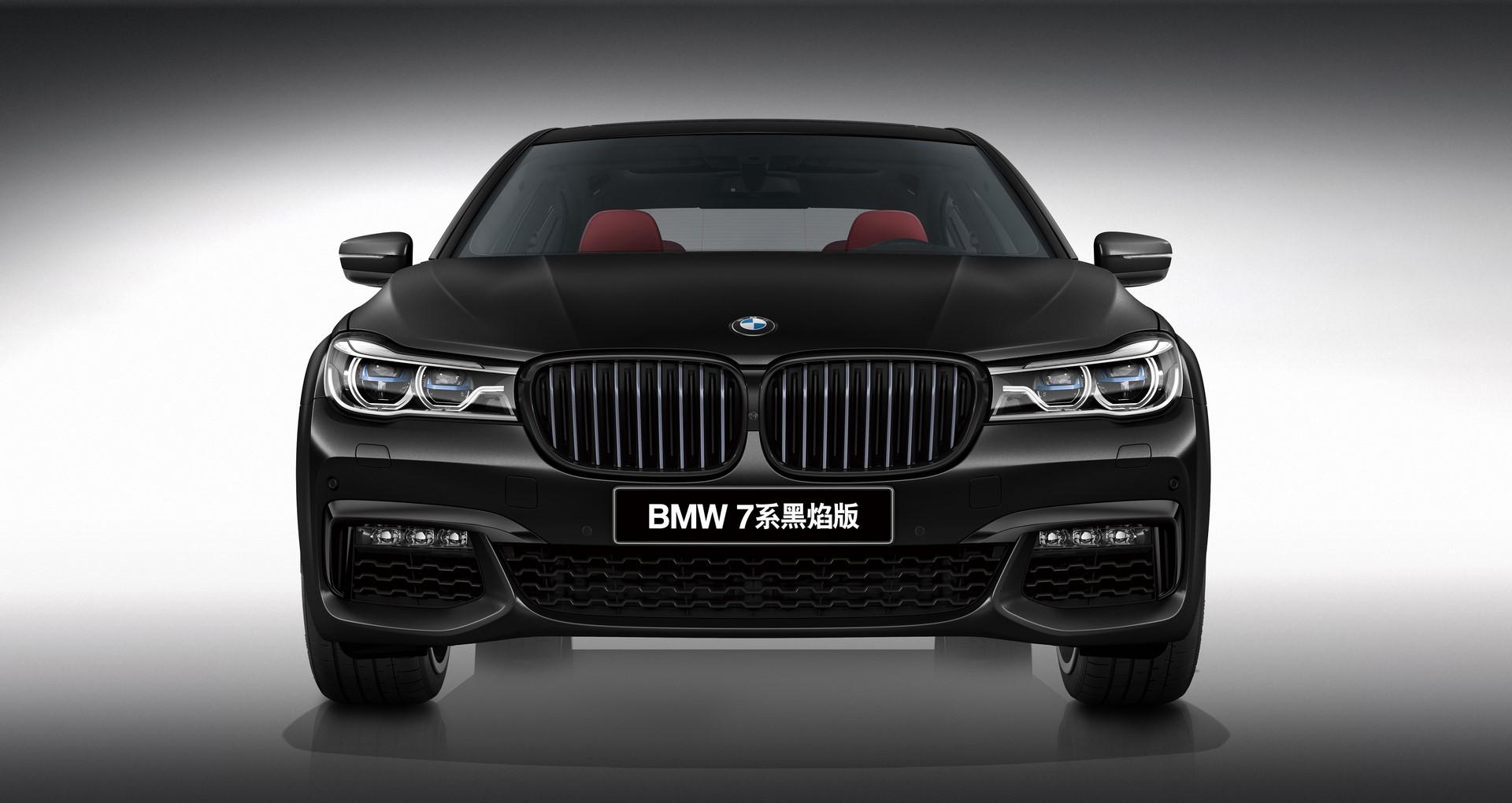 BMW 7-Series Black Fire Edition (2)