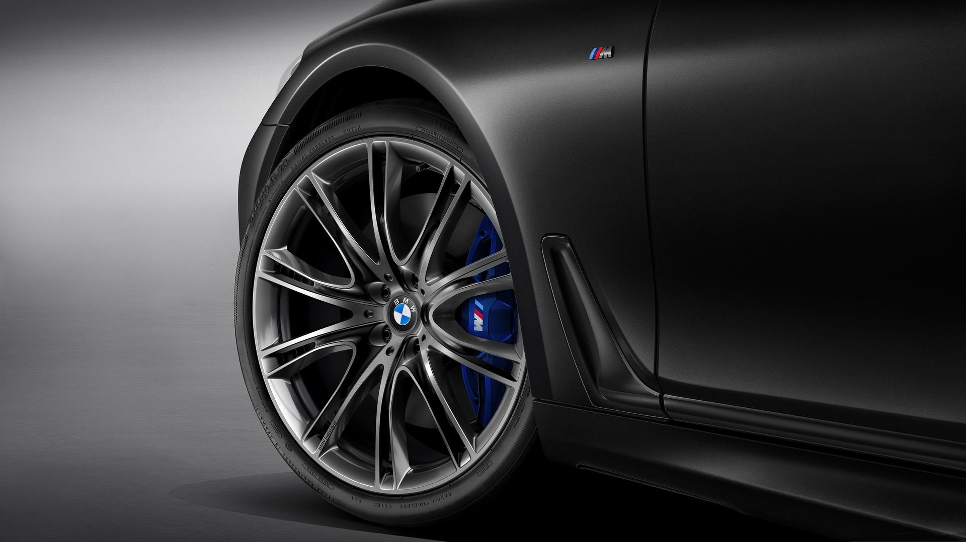 BMW 7-Series Black Fire Edition (3)