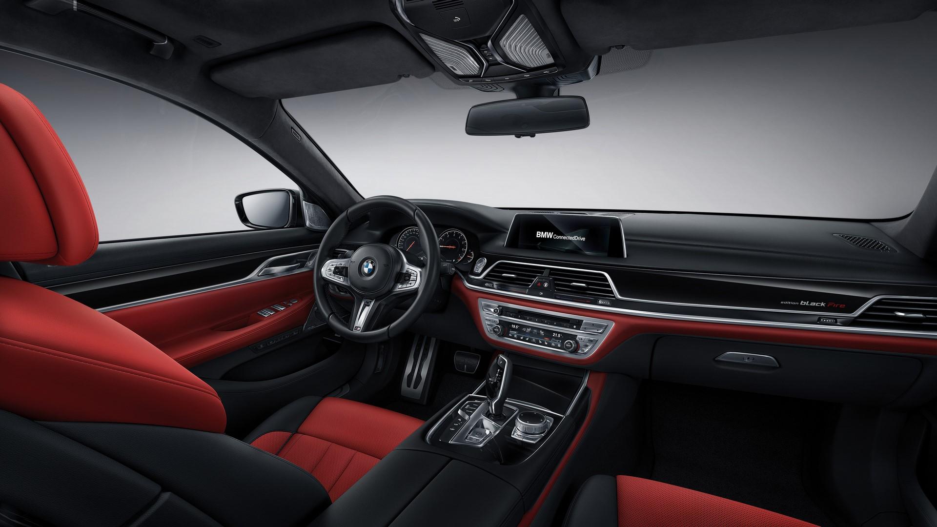 BMW 7-Series Black Fire Edition (4)