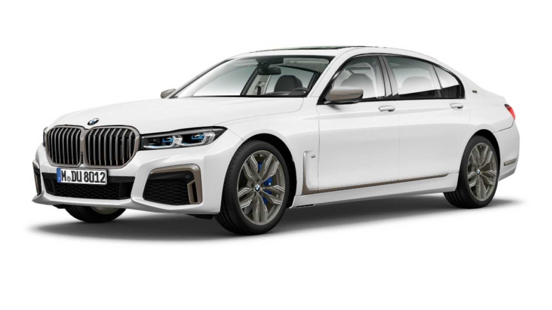 BMW 7 Series facelift 2019 leaked official images (1)