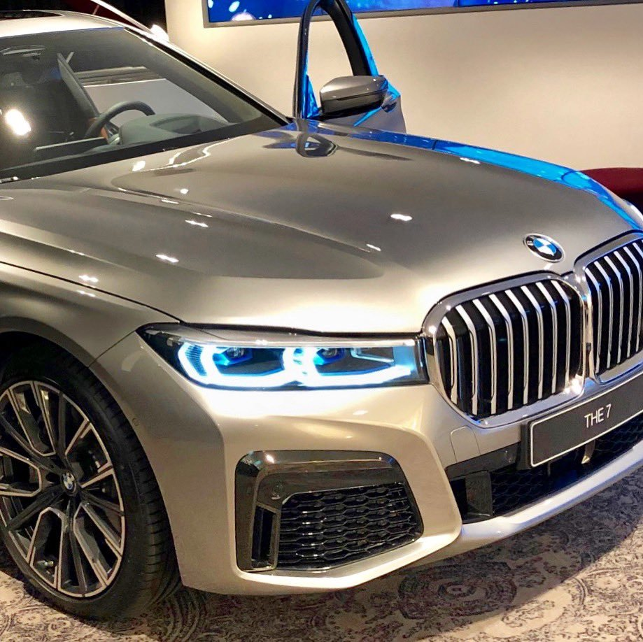BMW 7 Series facelift 2019 leaked official images (9)