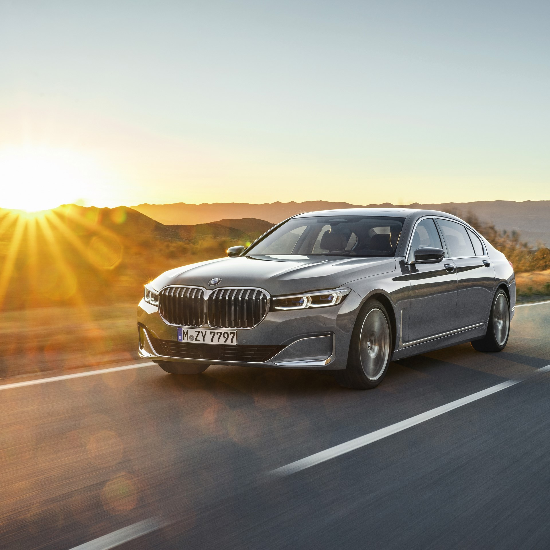 BMW 7-Series facelift 2019 (18)