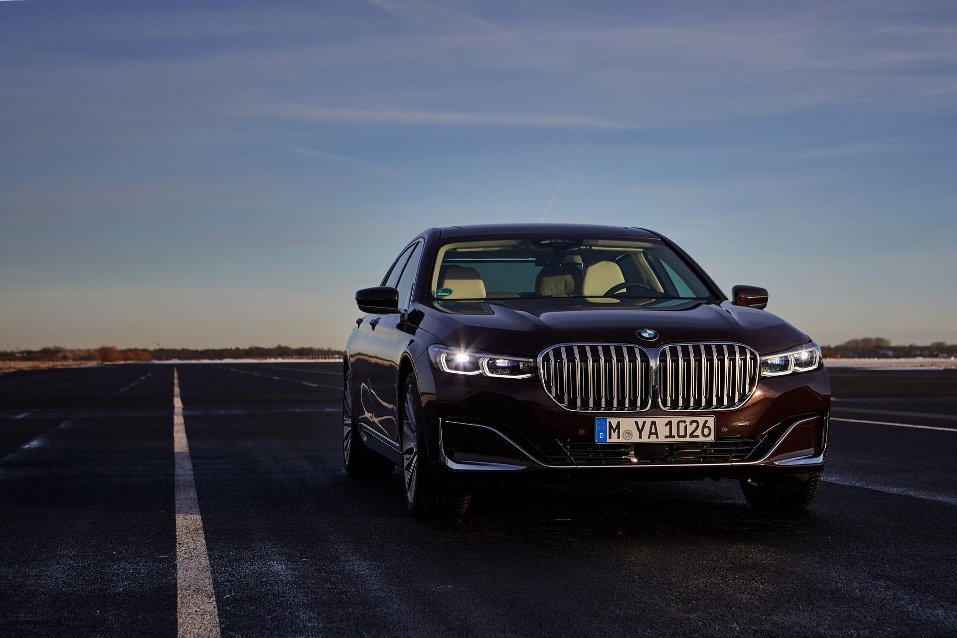 BMW745e 745Le 745Le xDrive 2019 (1)