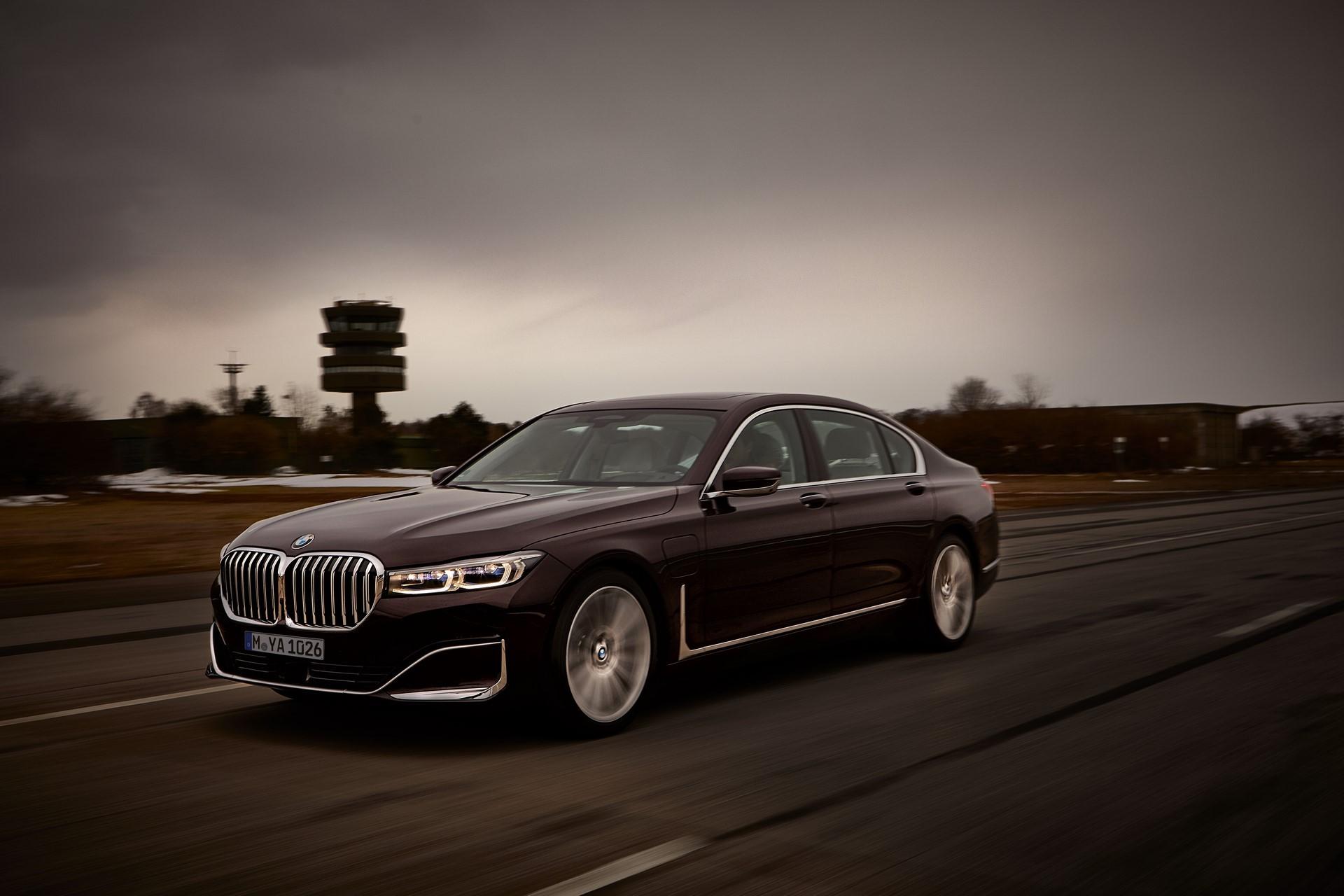 BMW745e 745Le 745Le xDrive 2019 (10)