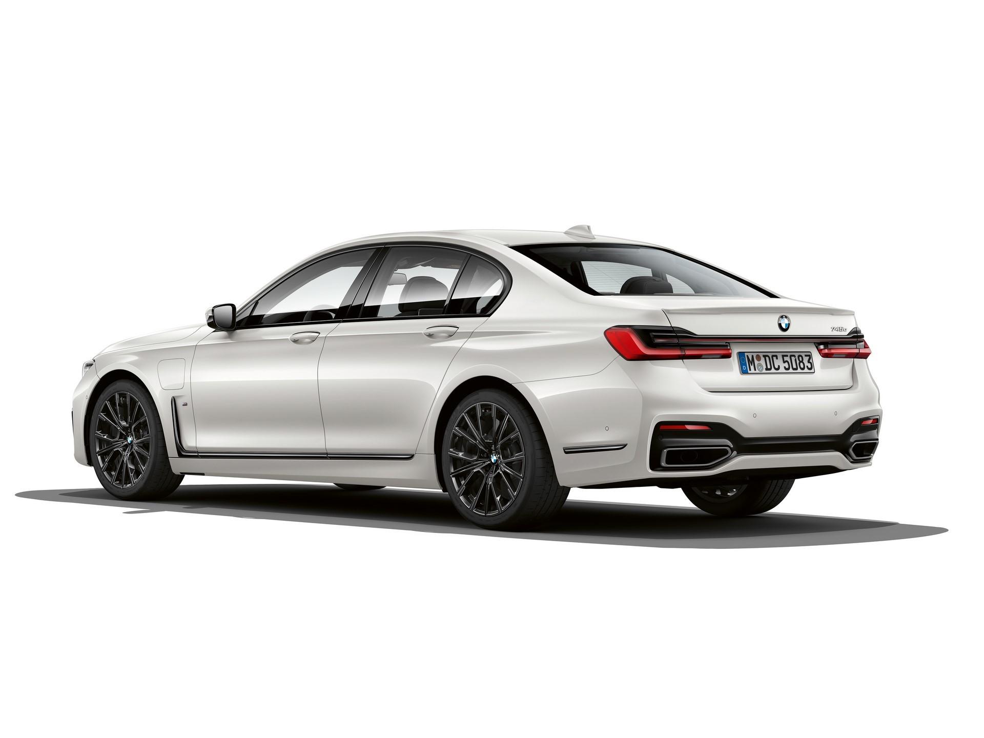 BMW745e 745Le 745Le xDrive 2019 (12)