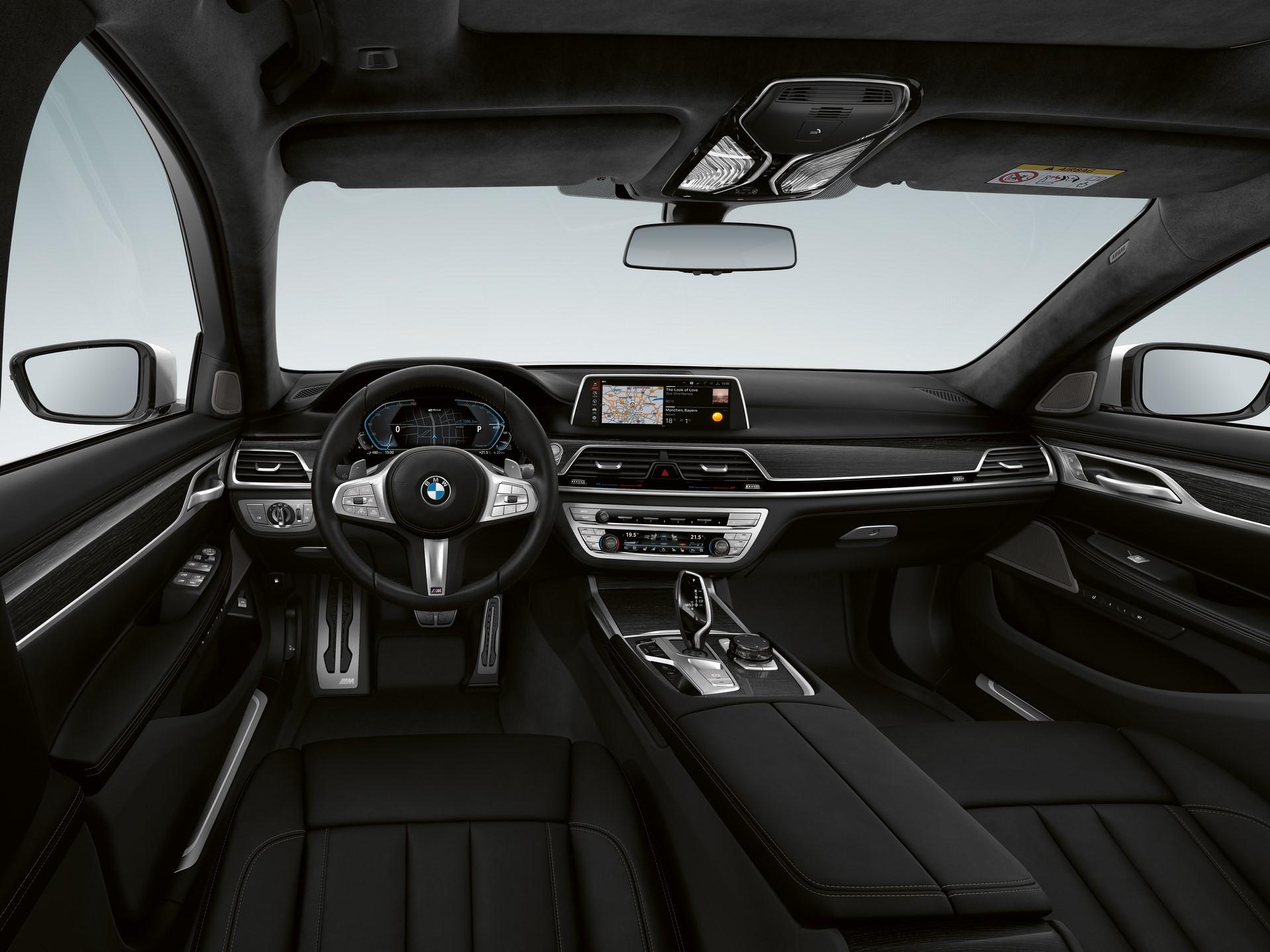 BMW745e 745Le 745Le xDrive 2019 (13)