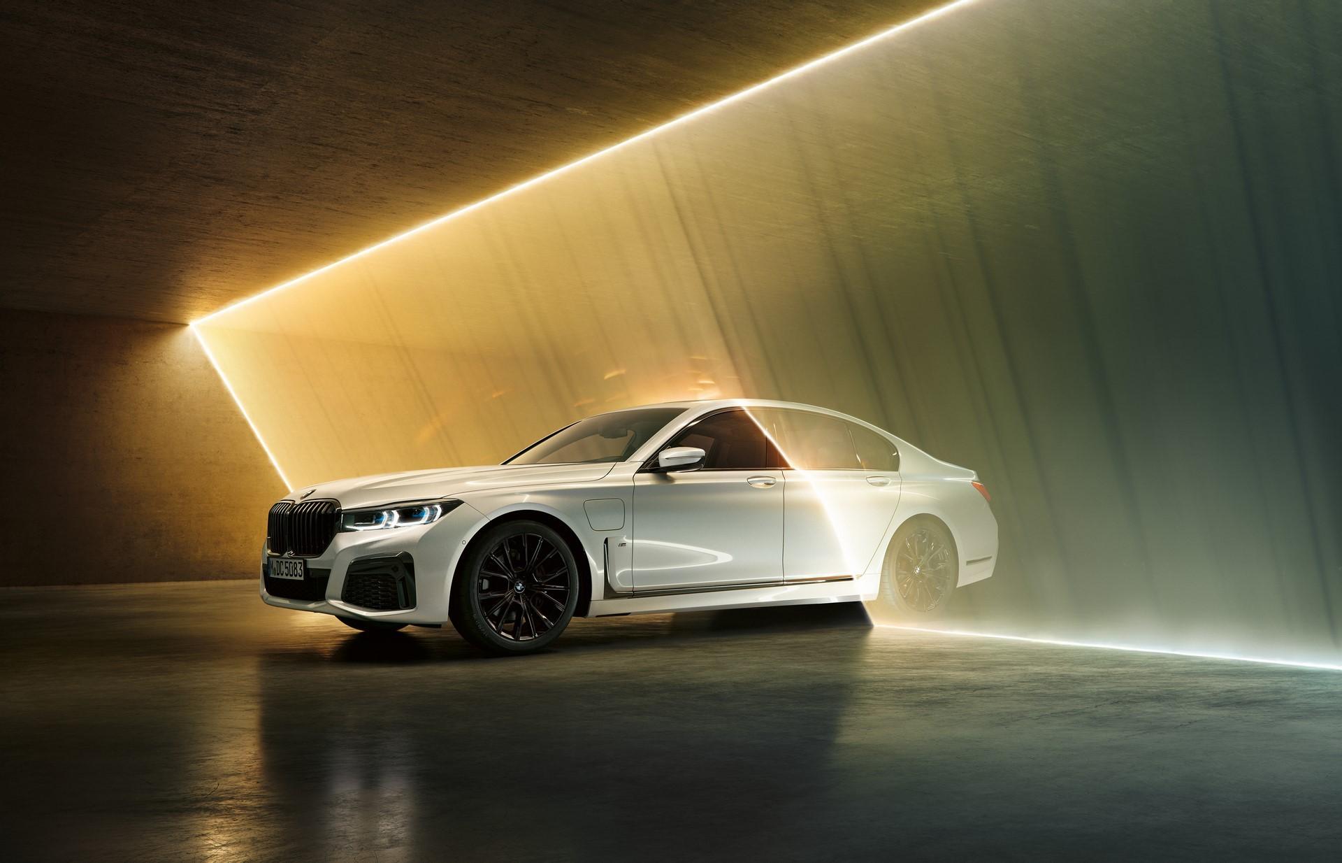 BMW745e 745Le 745Le xDrive 2019 (18)