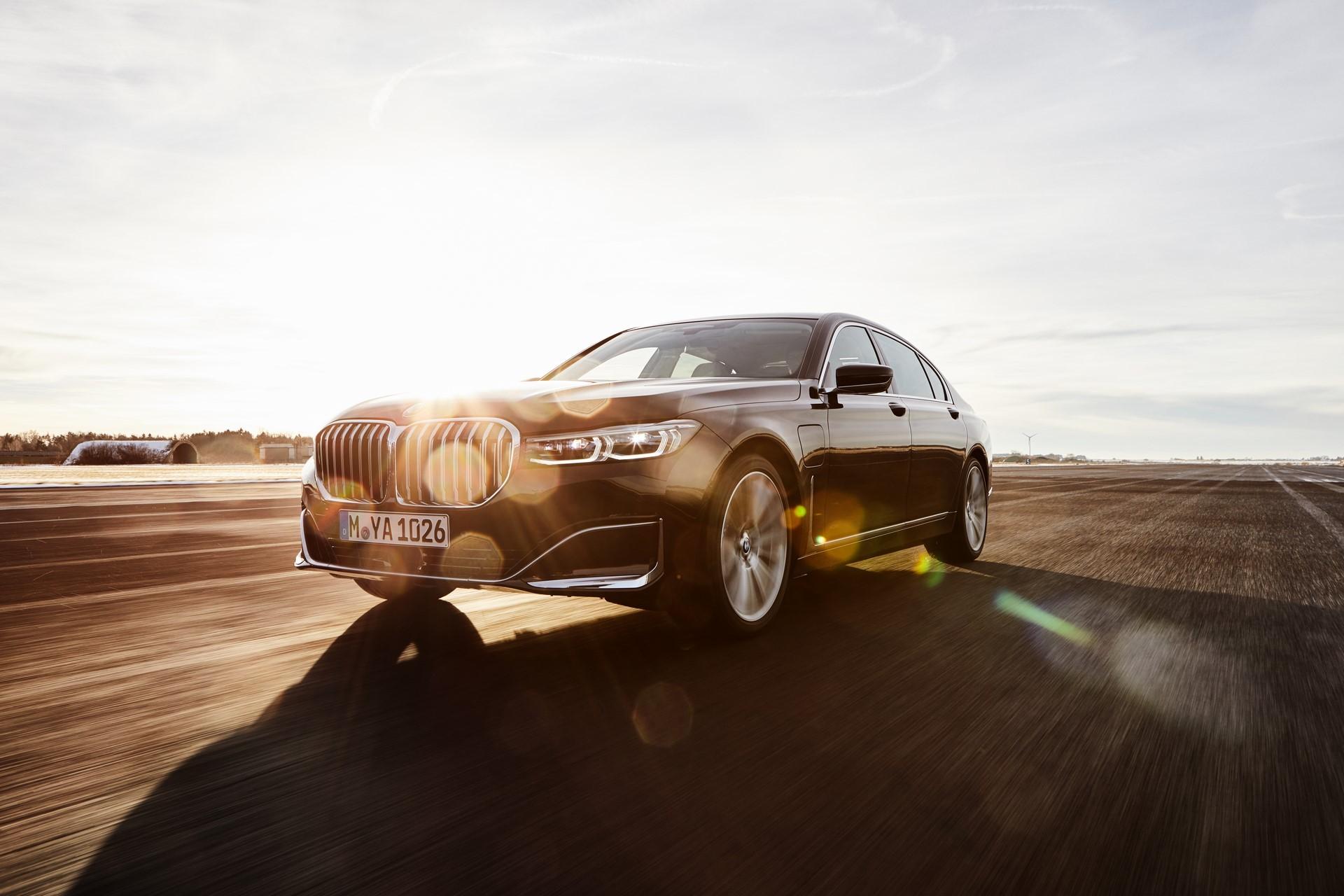 BMW745e 745Le 745Le xDrive 2019 (2)