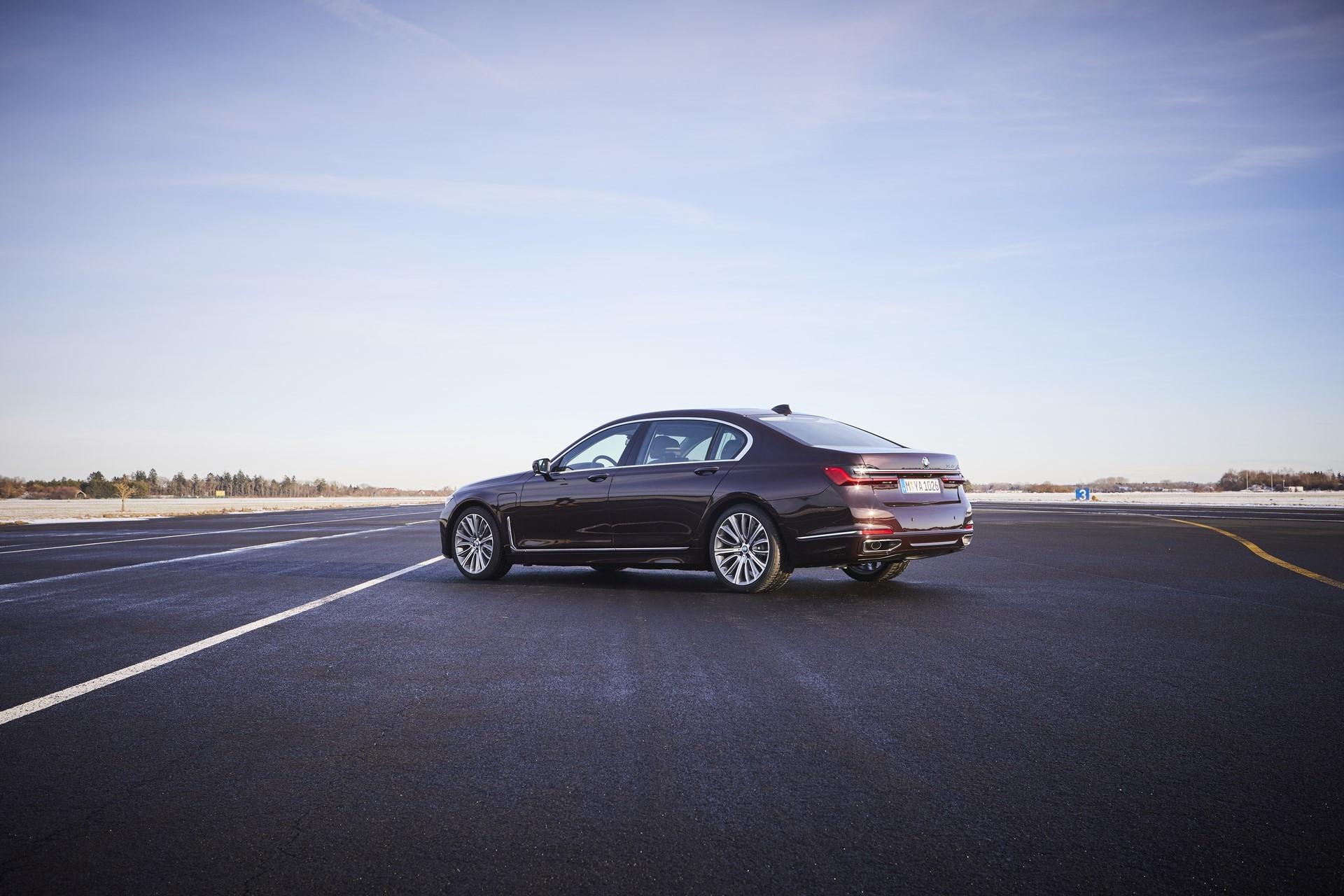 BMW745e 745Le 745Le xDrive 2019 (20)
