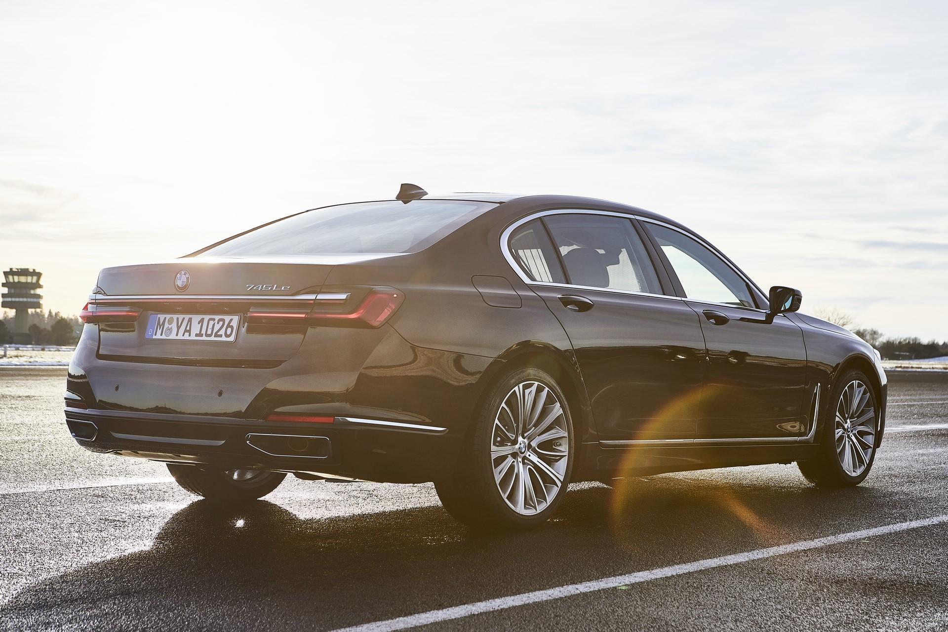 BMW745e 745Le 745Le xDrive 2019 (25)