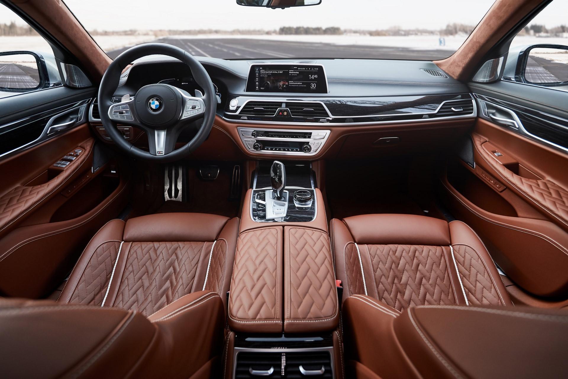 BMW745e 745Le 745Le xDrive 2019 (27)