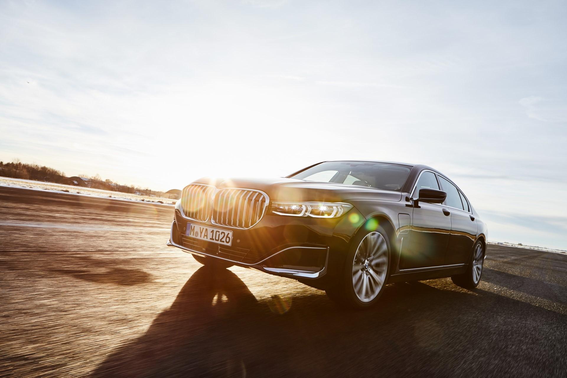 BMW745e 745Le 745Le xDrive 2019 (3)