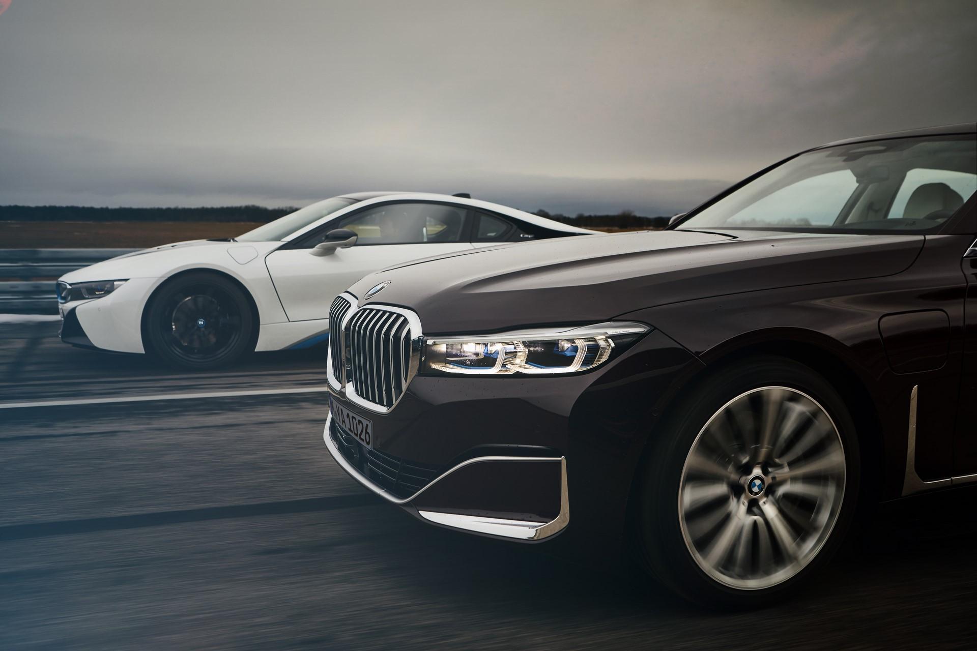 BMW745e 745Le 745Le xDrive 2019 (6)