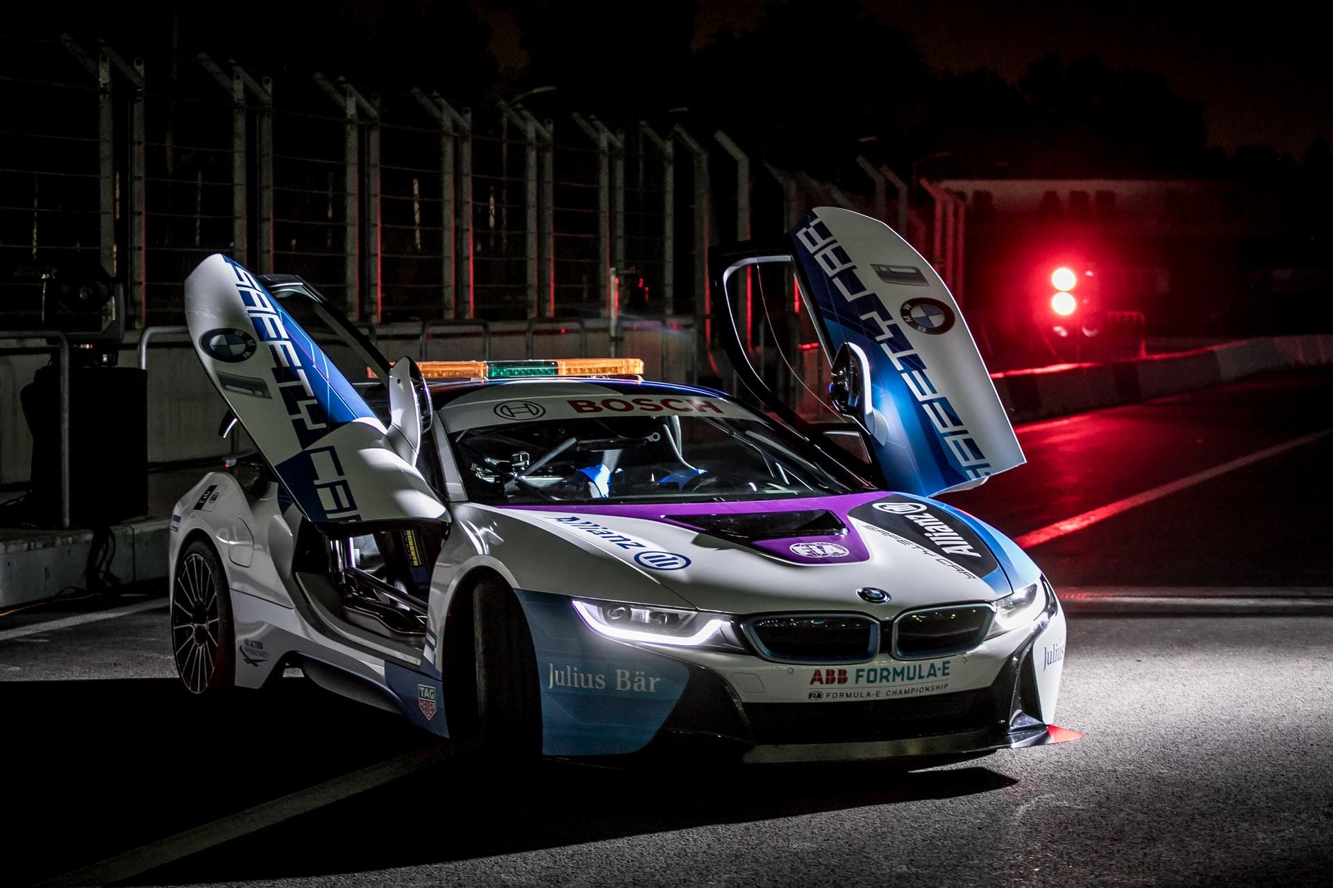 BMW i8 Formula E safety car 2019 (13)