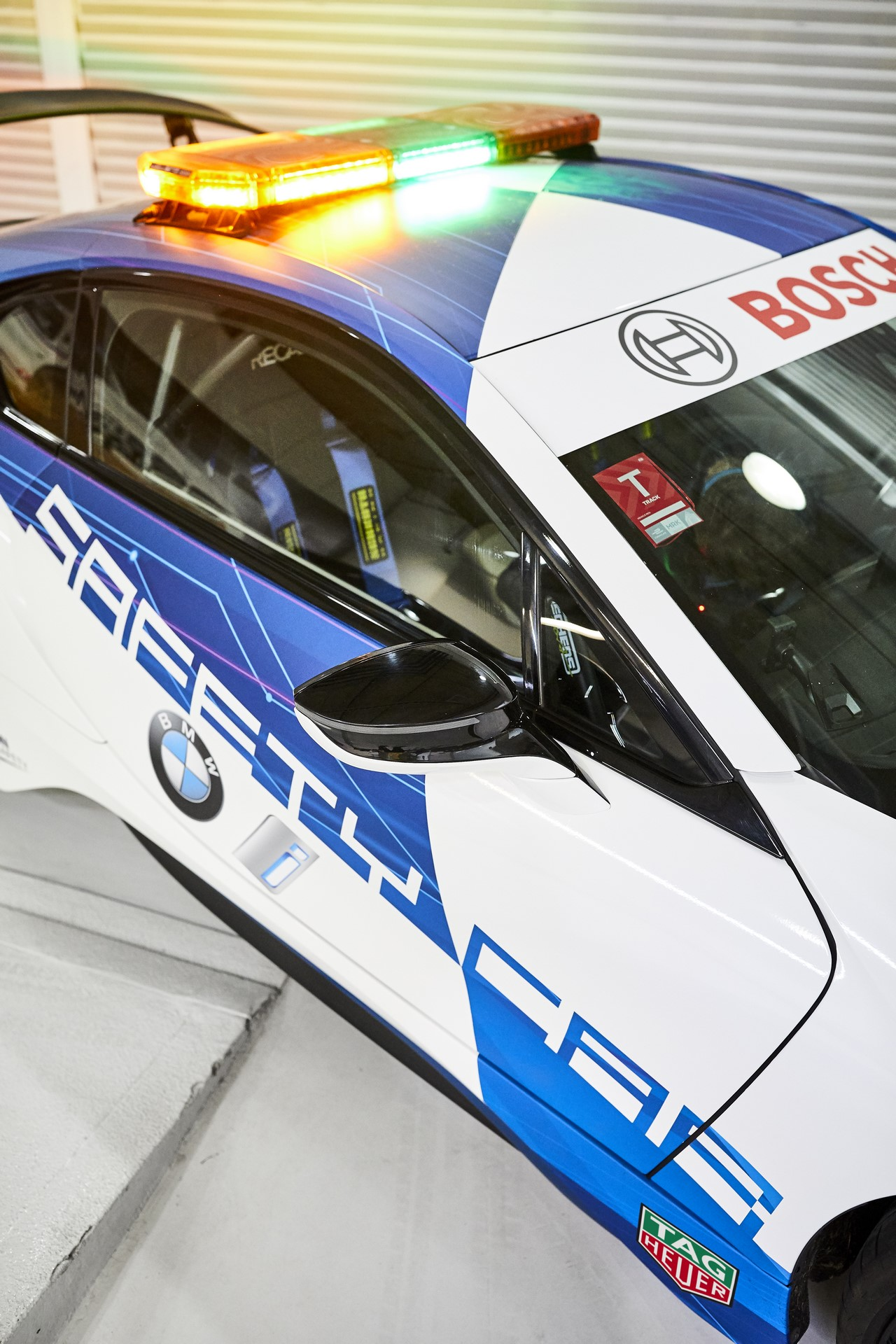 BMW i8 Formula E safety car 2019 (3)