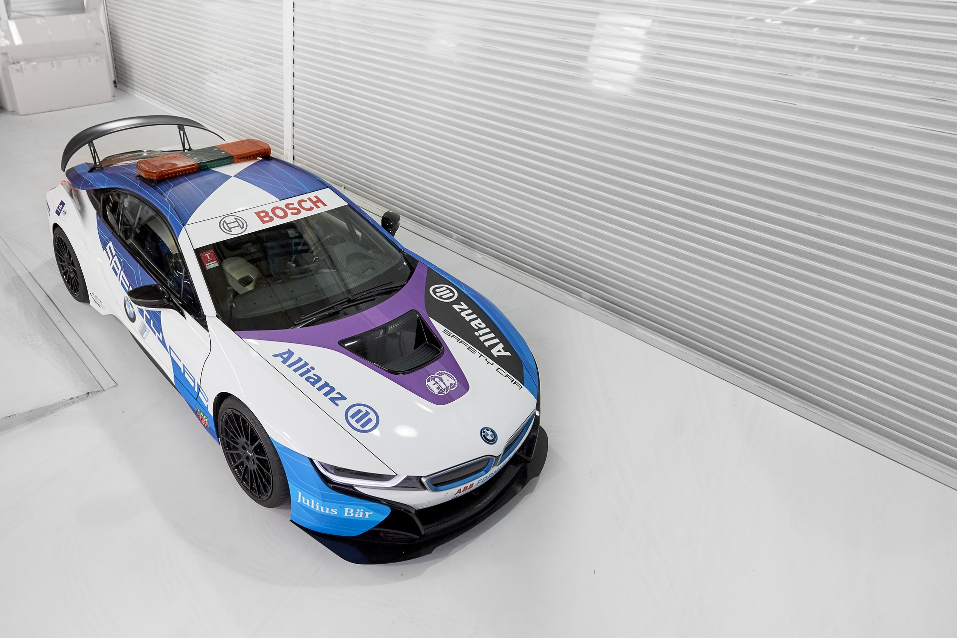 BMW i8 Formula E safety car 2019 (4)