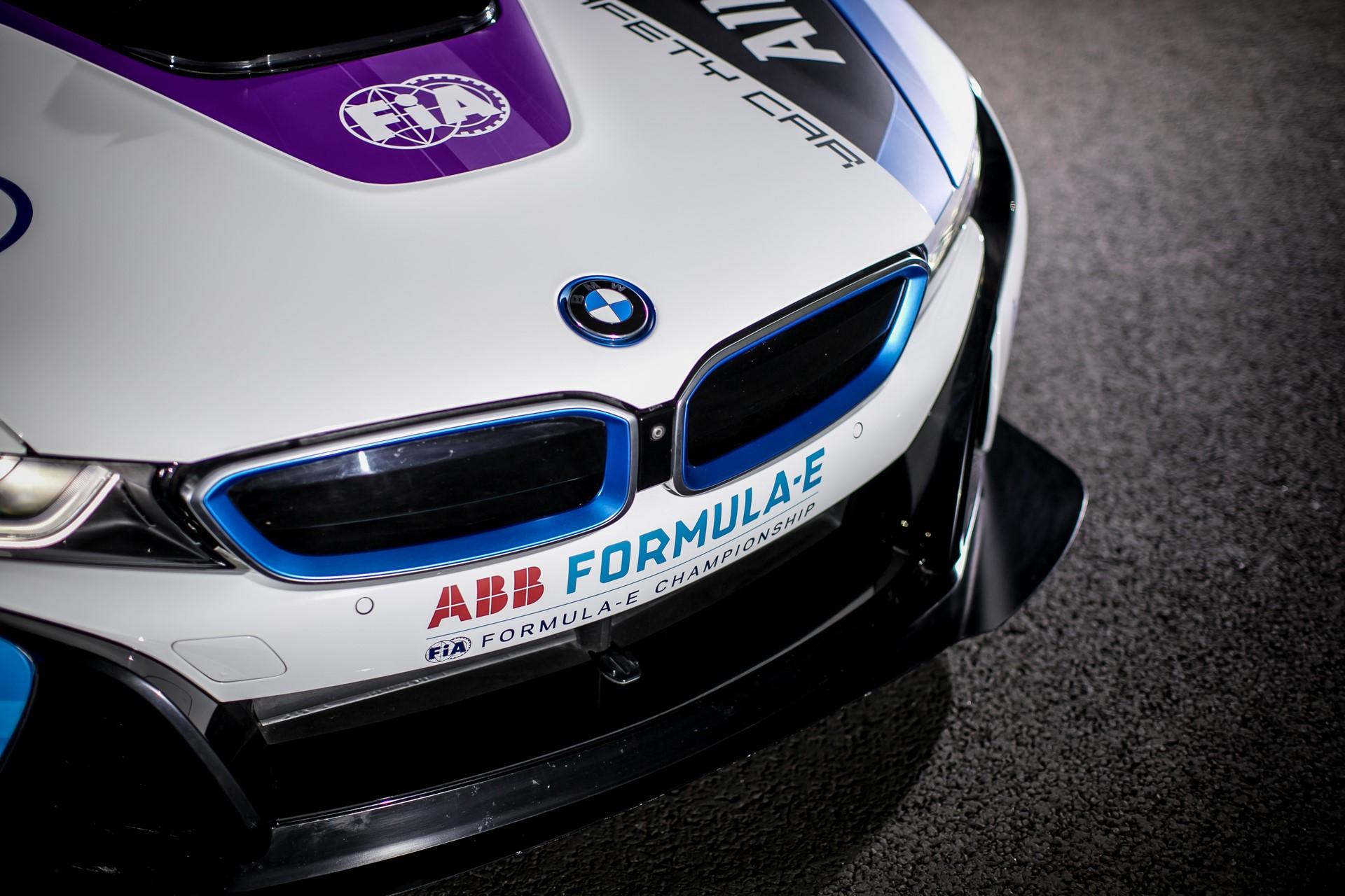 BMW i8 Formula E safety car 2019 (9)